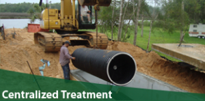 Fabco centralized stormwater treatment