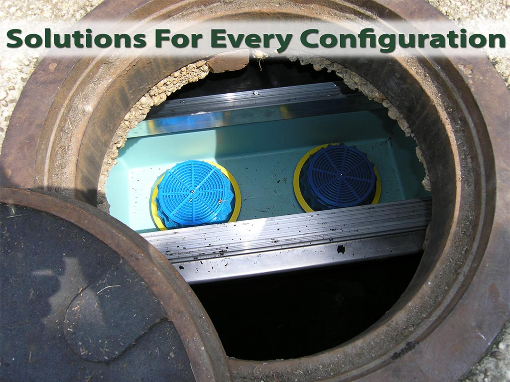 Solutions for every configuration