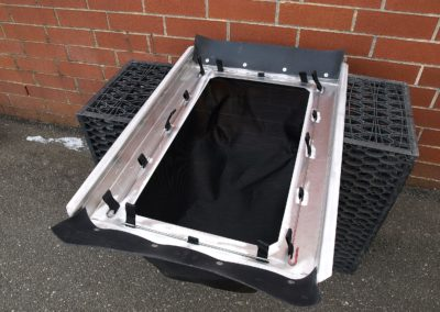 Fabco Industries StormSack™ BMP – Rectangular 2 flange unit