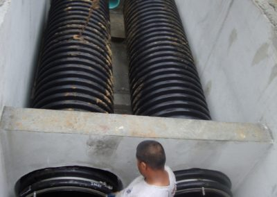 Fabco Industries Helix Filter Installation