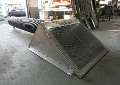 Fabco Industries Helix Filter System