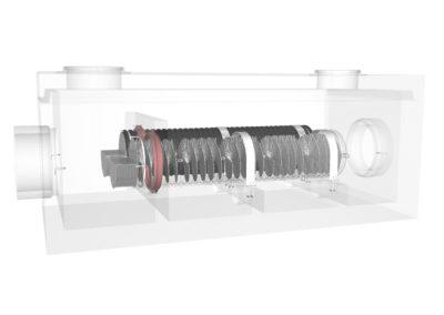 Fabco Industries StormSafe Wireframe render