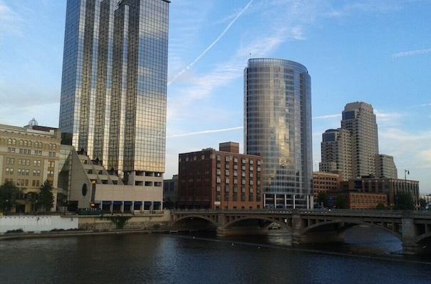 Stormwater management in Great lakes