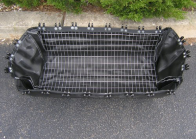 fabco industries stormsack geotextile bag stormwater filter system