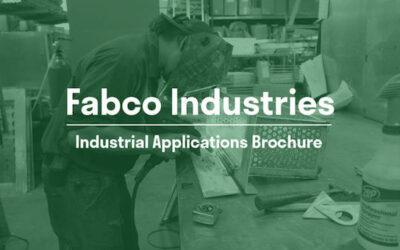 Industrial Applications Brochure
