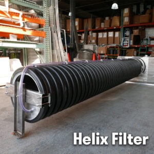 Helix Filter System Product Feature