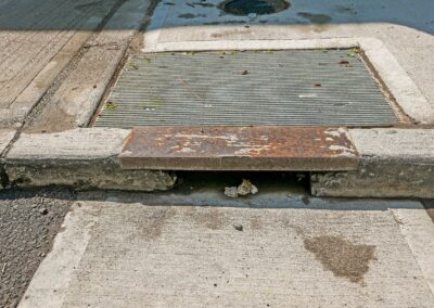 NYCDEP Fabco Industries ScreenBox Inlet Stormwater Filter