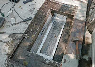 NYCDEP Fabco Industries ScreenBox Stormwater Filter
