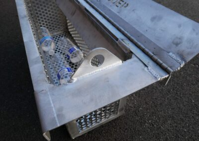 Fabco Industries NYCDEP ROW ScreenBox Catch Basin Insert