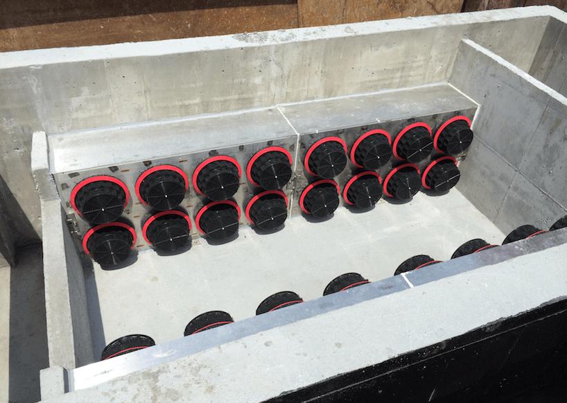 Valt stormwater filtration