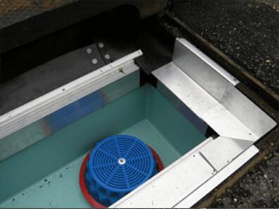 stormbasin catch basin insert corner fillers