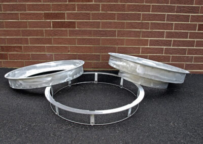 fabco industries stormsack bmp geotextile stormwater filter bag frame types