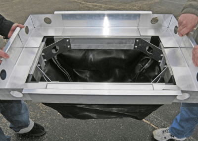 fabco industries stormsack plus geotextile stormwater filter system