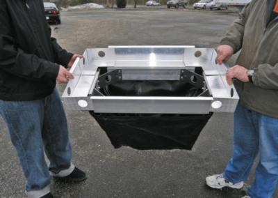 fabco industries stormsack plus geotextile stormwater filter system showcase