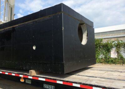 fabco industries stormsafe cartridge vault on truck 2