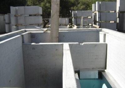 fabco industries stormsafe cartridge vault stormwater filter system open top