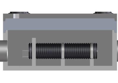 fabco industries stormsafe helix filter vault dual configuration render 4