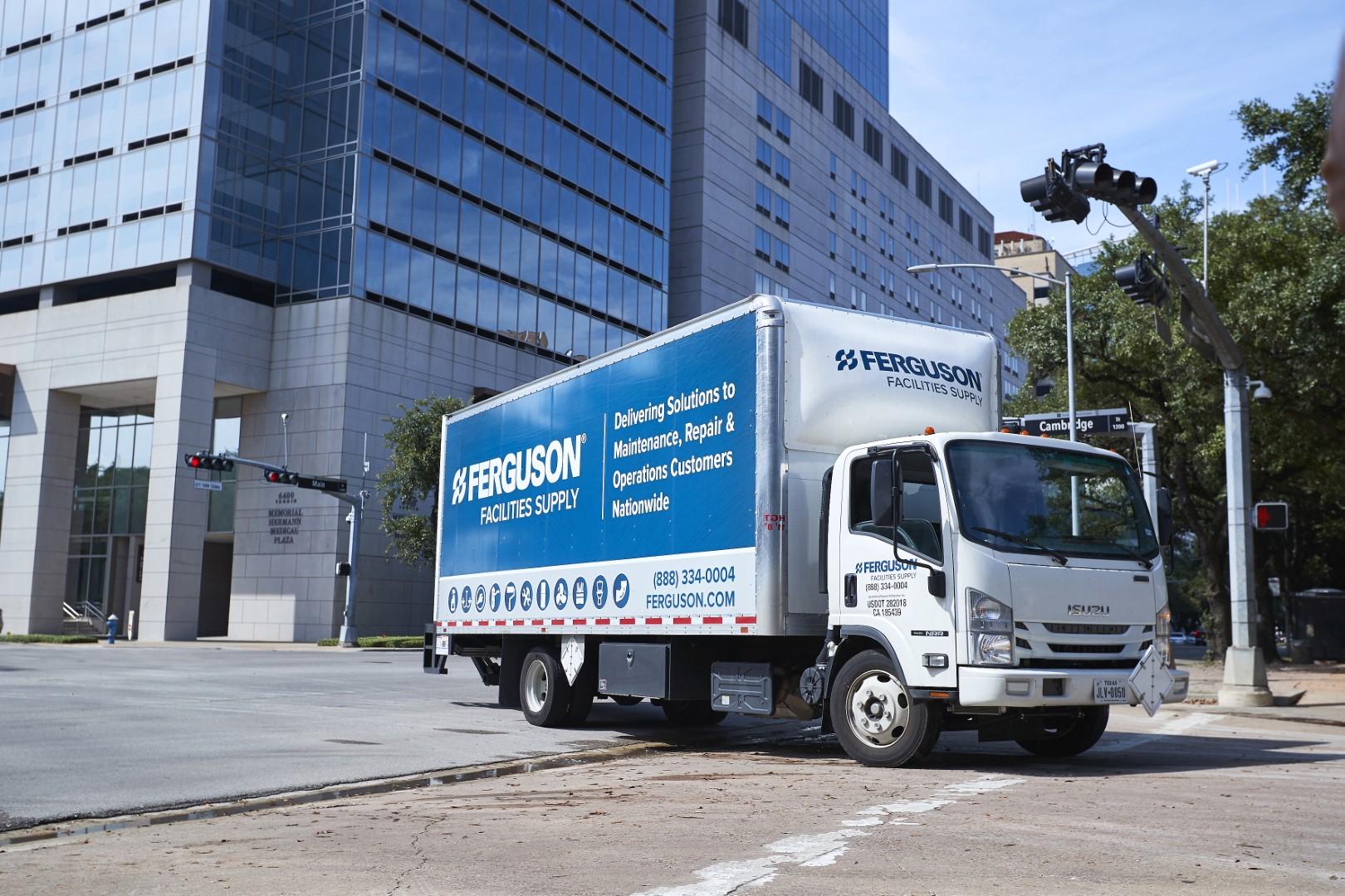 Ferguson truck Large