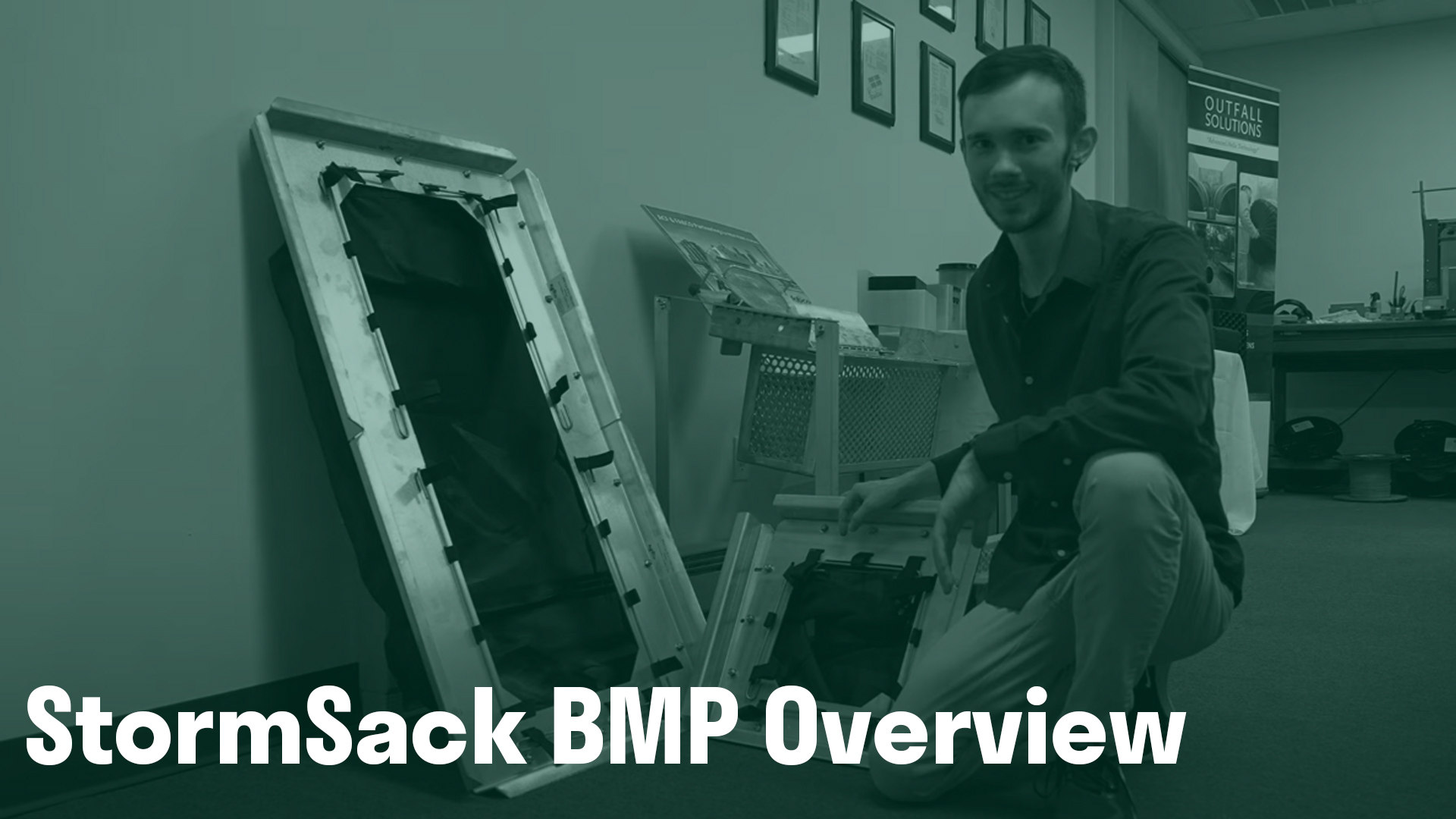 StormSack BMP Overview
