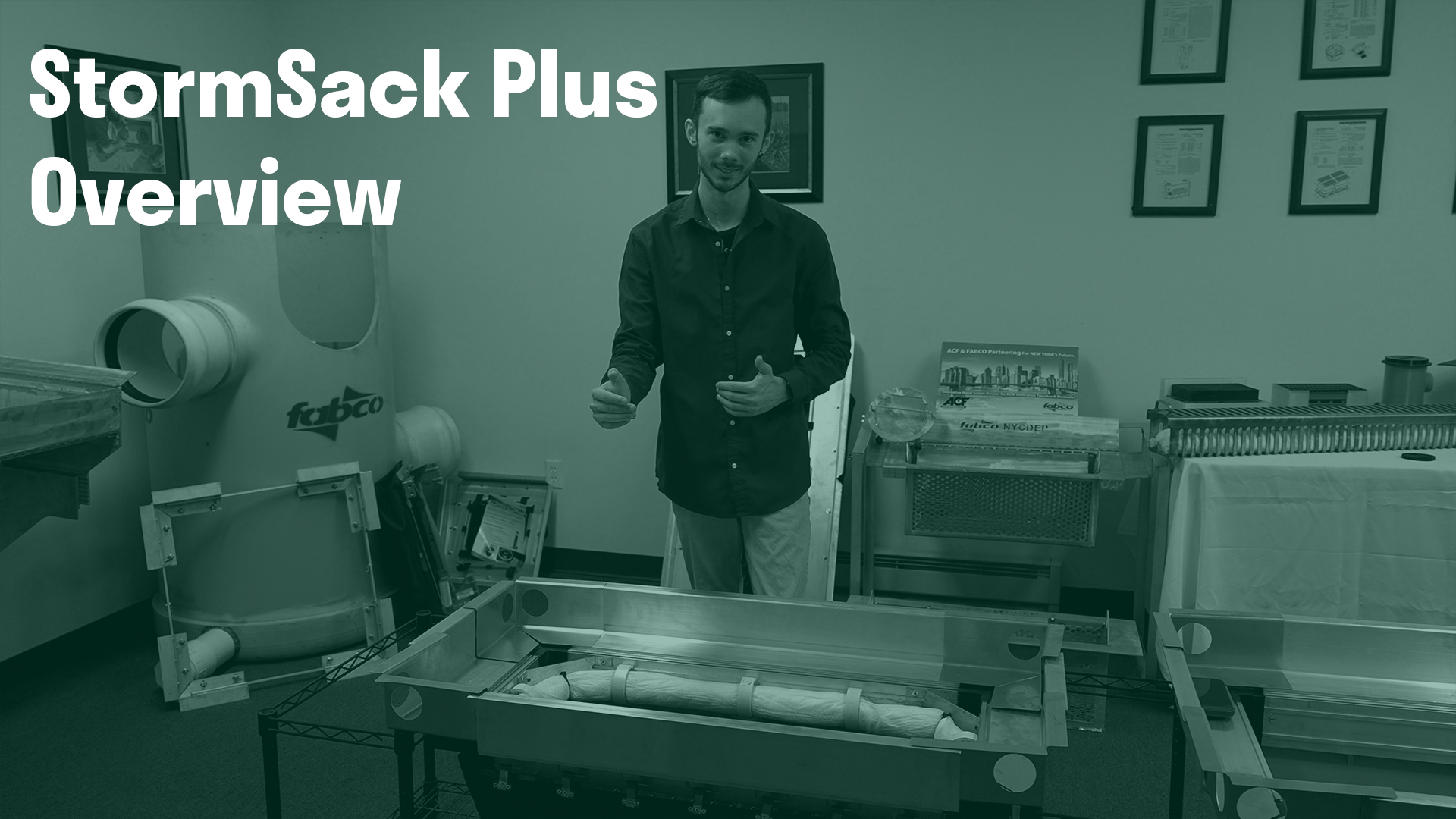StormSack Plus Overview