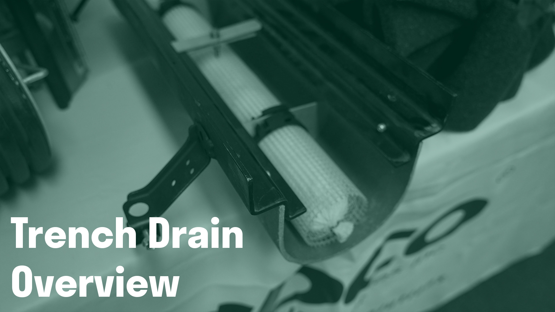 Trench Drain Overview